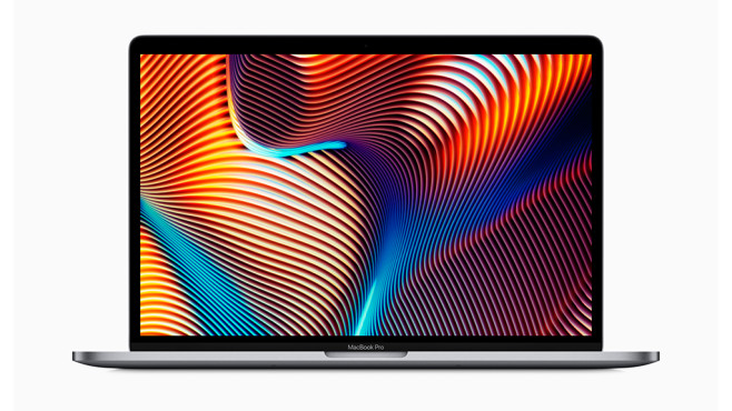 Apple MacBook Pro 15 Zoll 2018 ©Apple