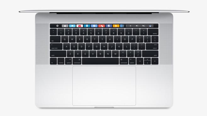 Apple MacBook Pro 15 Zoll Retina 2016 ©Apple