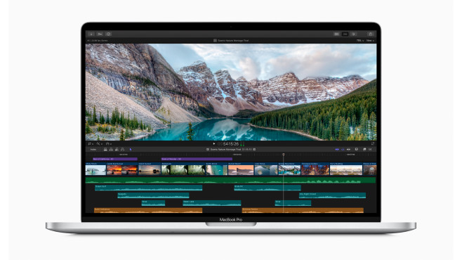 Apple MacBook Pro 16 Zoll 2019 ©Apple