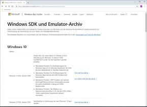 Windows SDK Archive