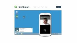 Pushbullet-App zur Vernetzung von PC und Smartphone©pushbullet.com