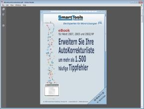 eBook: AutoKorrekturliste um häufige Tippfehler erweitern