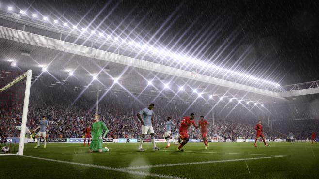 FIFA 15: Anfield Road©EA