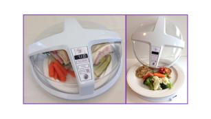 Mikrowelle zählt Kalorien©General Electric