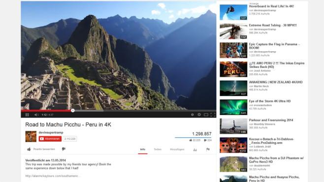 4K-Videos ©Youtube