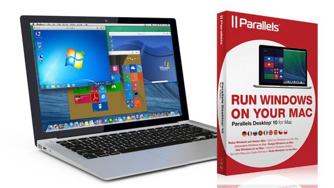 Parallels Desktop 10 im Praxis-Tes©saginbay – Fotolia.com, Parallels