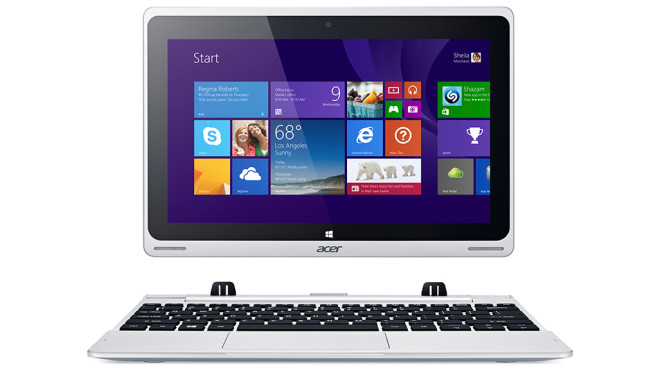 Acer Aspire Switch 10 ©Acer Aspire Switch 10