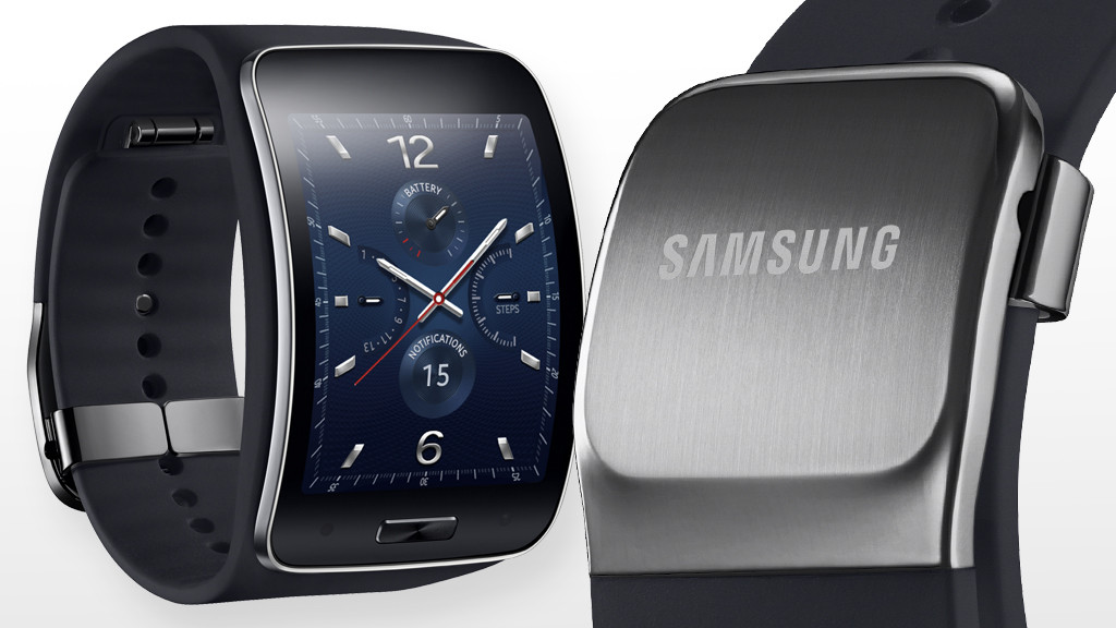 samsung gear s test der smartwatch computer bild. Black Bedroom Furniture Sets. Home Design Ideas