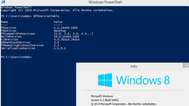 PowerShell: Neueste Version des mächtigen Befehl-Interpreters ©COMPUTER BILD