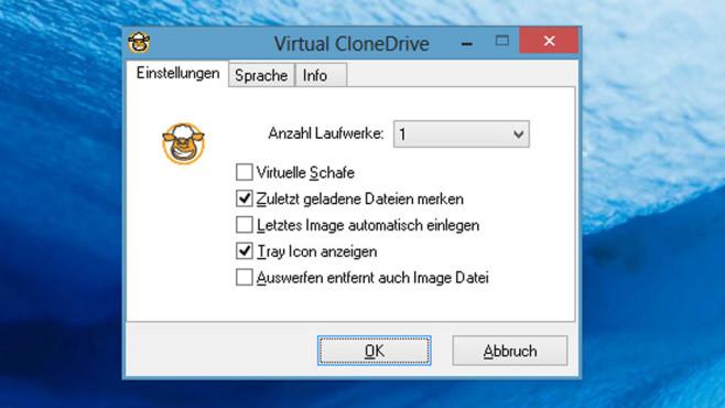 Virtual CloneDrive: Datenträger-Abbilder direkt nutzen ©COMPUTER BILD