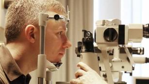 Sehtest beim Augenarzt©COMPUTER BILD