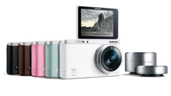 Samsung NX Mini ©Samsung