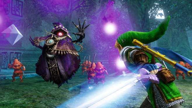 Hyrule Warriors © Nintendo. Tecmo