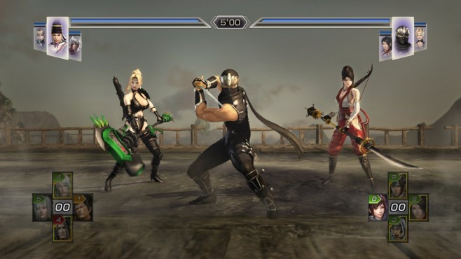 Warriors Orochi 3 Ultimate © Tecmo