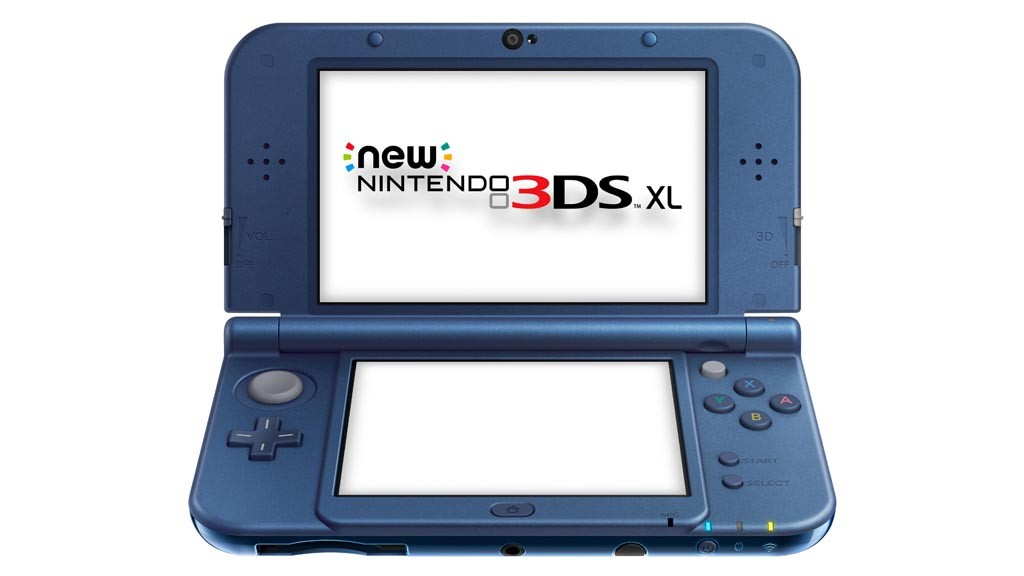 New Nintendo 3DS © Nintendo