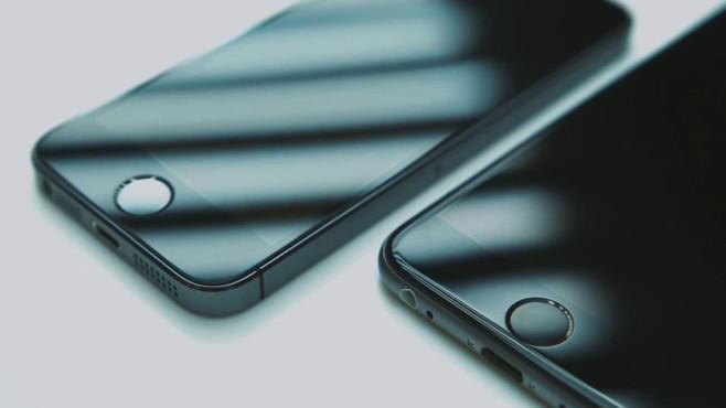 iPhone 6: Neuer Homebutton ©Rozetked