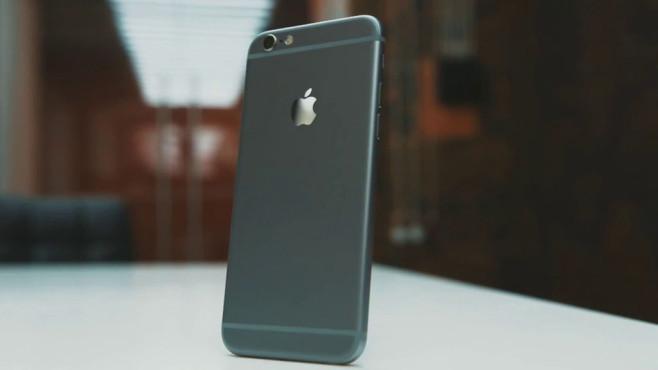 iPhone 6: Neues Design ©Rozetked
