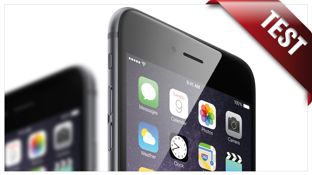 iPhone 6 Plus©COMPUTER BILD, Apple