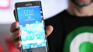 Samsung Galaxy Note Edge©COMPUTER BILD