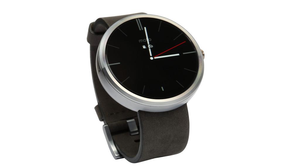 Test: Motorola Moto 360 Smartwatch
