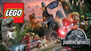 Lego Jurassic World: Artwork © Warner Bros. Interactive