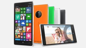 Smartphone Microsoft Lumia 830©Microsoft