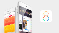 Apple iOS8 © Apple