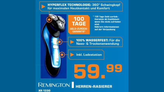 Remington XR1330 HyperFlex ©Saturn