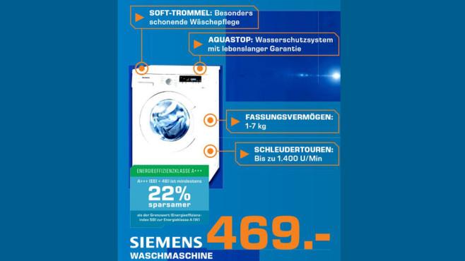 Siemens WM14Q441 ©Saturn