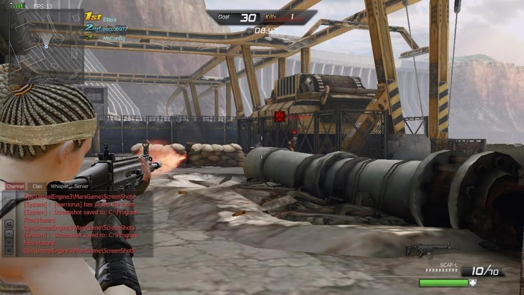 Screenshot 1 - Hazard Ops
