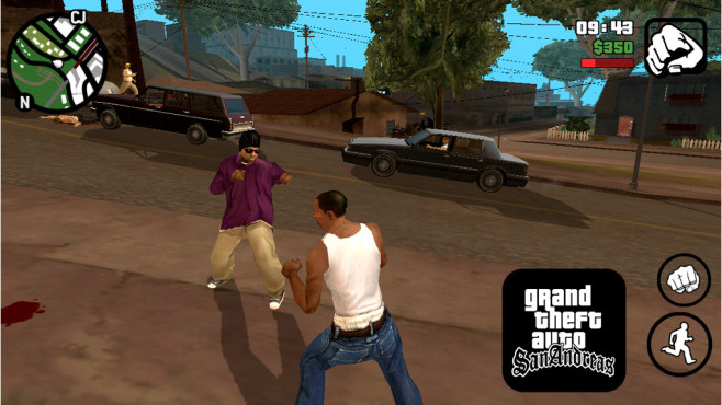 GTA San Andreas © Rockstar Games