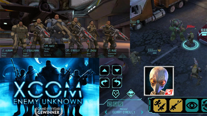 XCOM – Enemy Unknown © 2K Games, Inc.