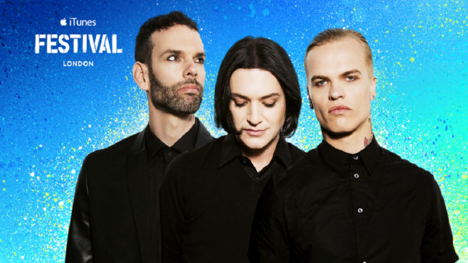 iTunes Festival: Placebo © Apple