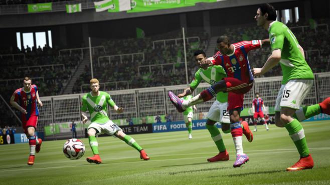 FIFA 15©EA