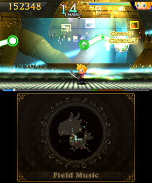 Bilder: Theatrhythm – Final Fantasy Curtain Call © Square Enix