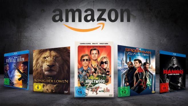 Bestseller-Filme bei Amazon©Amazon, COMPUTER BILD