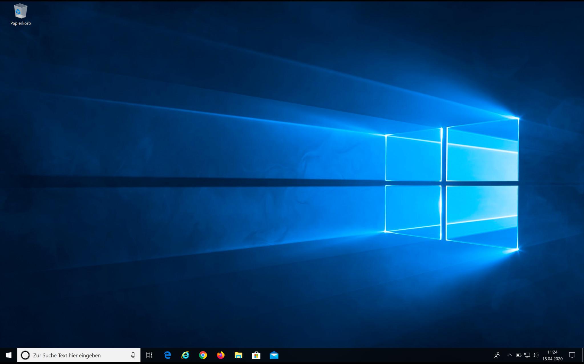 Screenshot 1 - Windows 10 (32 Bit)