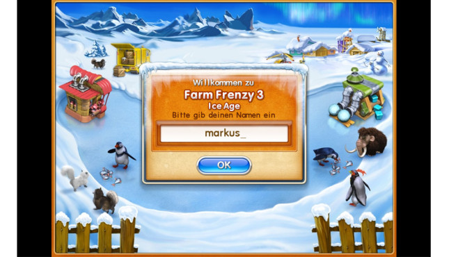 Farm Frenzy 3: Ice Age © COMPUTER BILD