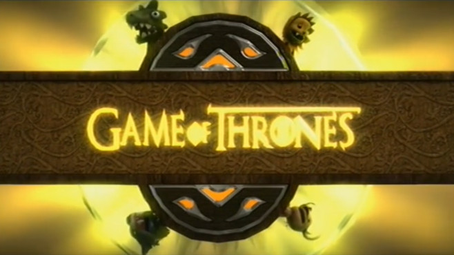 Little Big Planet 2: Game of Thrones © Sony