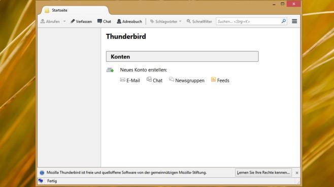 Spam nervt: Thunderbird ©COMPUTER BILD