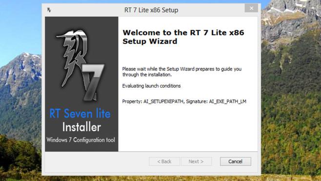 Update-Flut nach Neuinstallation: vLite, RT Seven Lite ©COMPUTER BILD