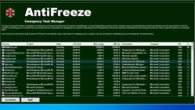 Windows eingefroren, nichts geht mehr: WhySoSlow ©COMPUTER BILD