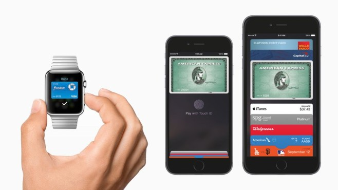 Apple Pay©Apple