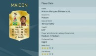 Maicon © Electronic Arts