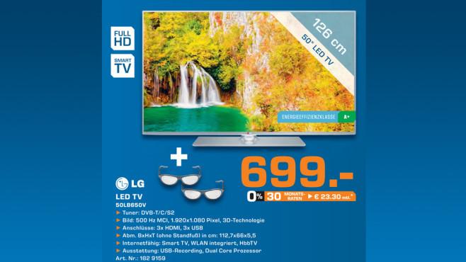 LG 50LB650V ©Saturn
