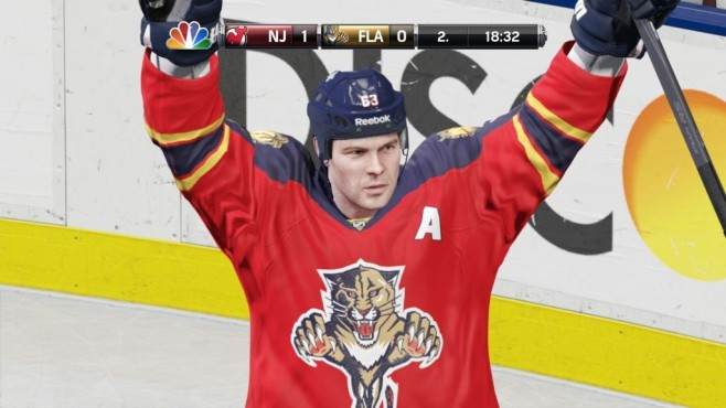 NHL 15: Eishockeyspieler © EA Sports/ Electronic Arts