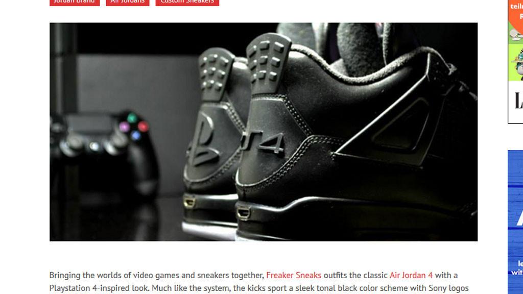 Sneaker HDMI COMPUTER SPIELE mit dem BILD Anschluss PS4 dxBeorC