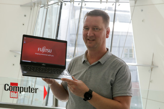 Fujitsu LifeBook U939X ©COMPUTER BILD