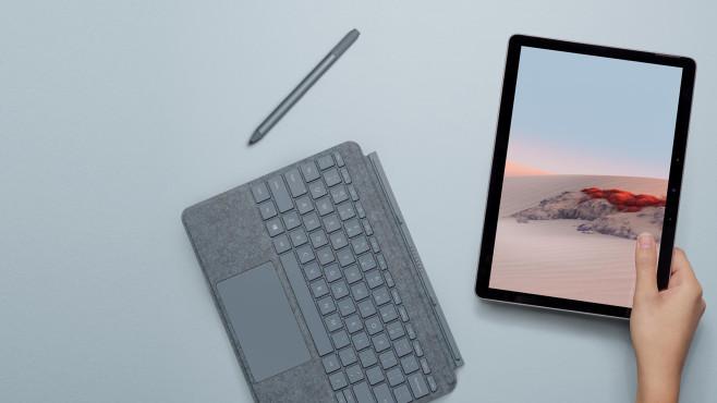 Microsoft Surface Go 2©Microsoft