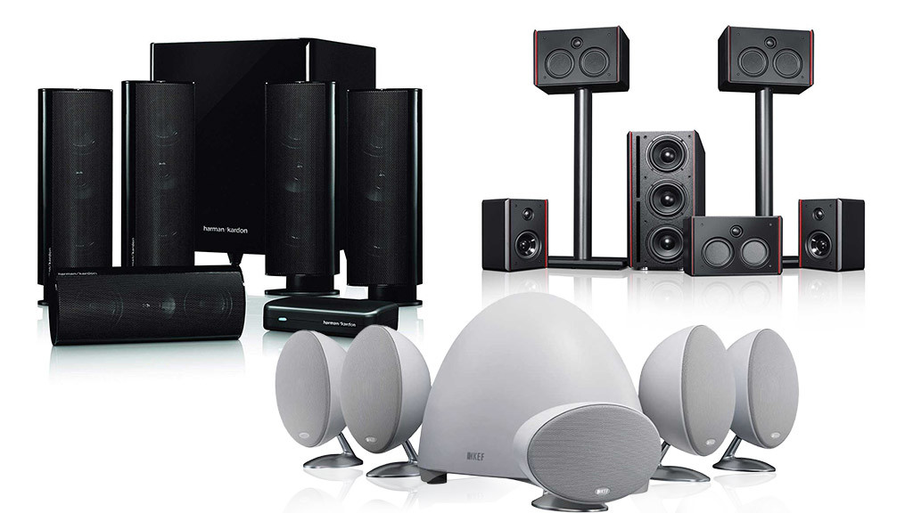 Im Test 5 1 Lautsprecher Audio Video Foto Bild